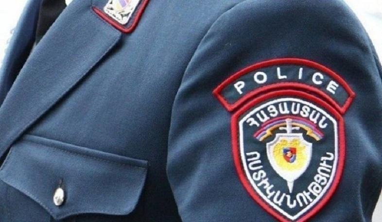 Ոստիկանությունը շարունակում է հսկողությունը հակահամաճարակային կանոնների պահպանման նկատմամբ