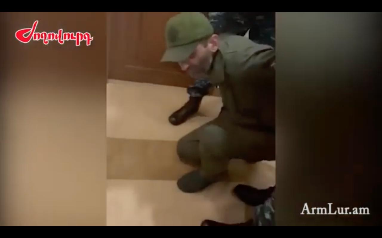 Դա վարչապետի արած զրու՞յց է, խաչագո՛ղ. Շուռնուխի բնակիչ (տեսանյութ)