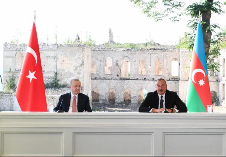 Էրդողանը ծրագրել է տեղադրել հերթական թուրքական ռազմաբազան