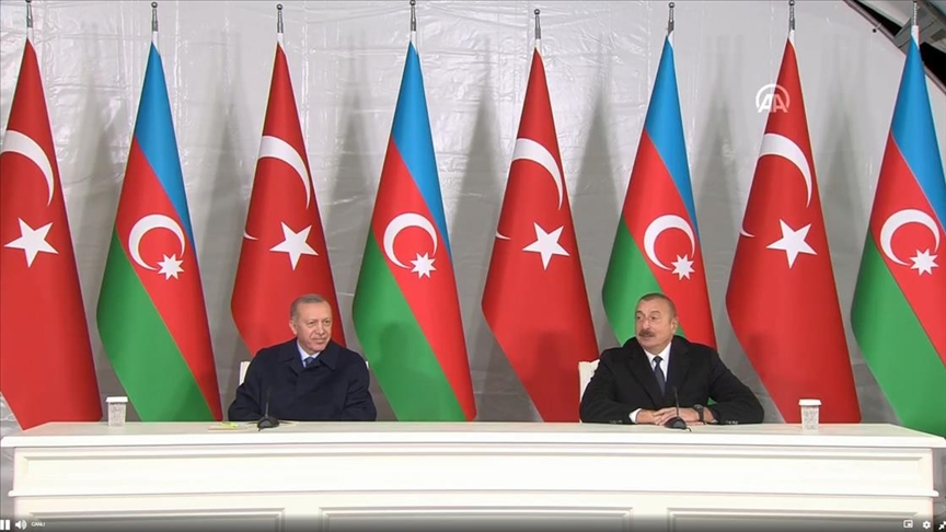 Էրդողան. Ադրբեջանի և Հայաստանի միջև կայուն խաղաղություն ստեղծելու պայմաններն առավել քան բարենպաստ են