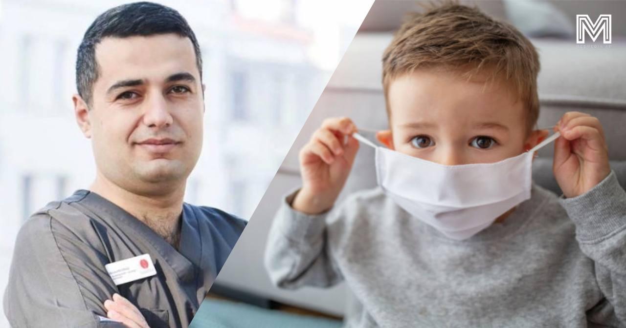 Թյուր ինֆորմացիա է տարածվել, որ երեխաների մոտ վարակը հիմա շատ է, բարդ է․ վարակաբան. MedMedia.am